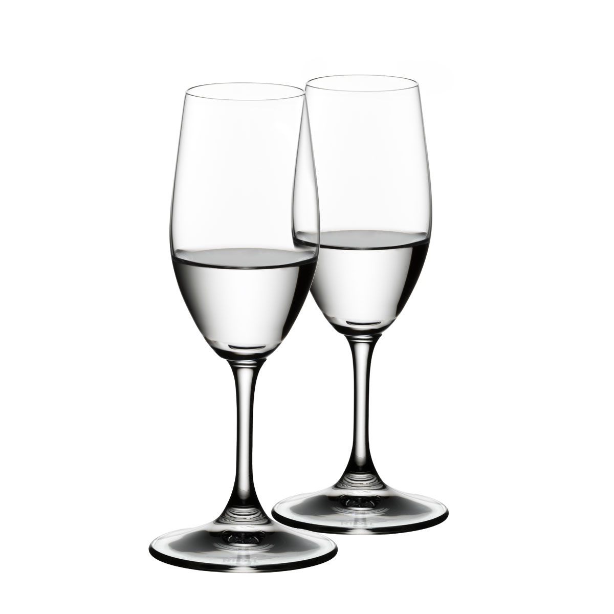 Riedel Ouverture, Spirits Crystal Glasses, Pair