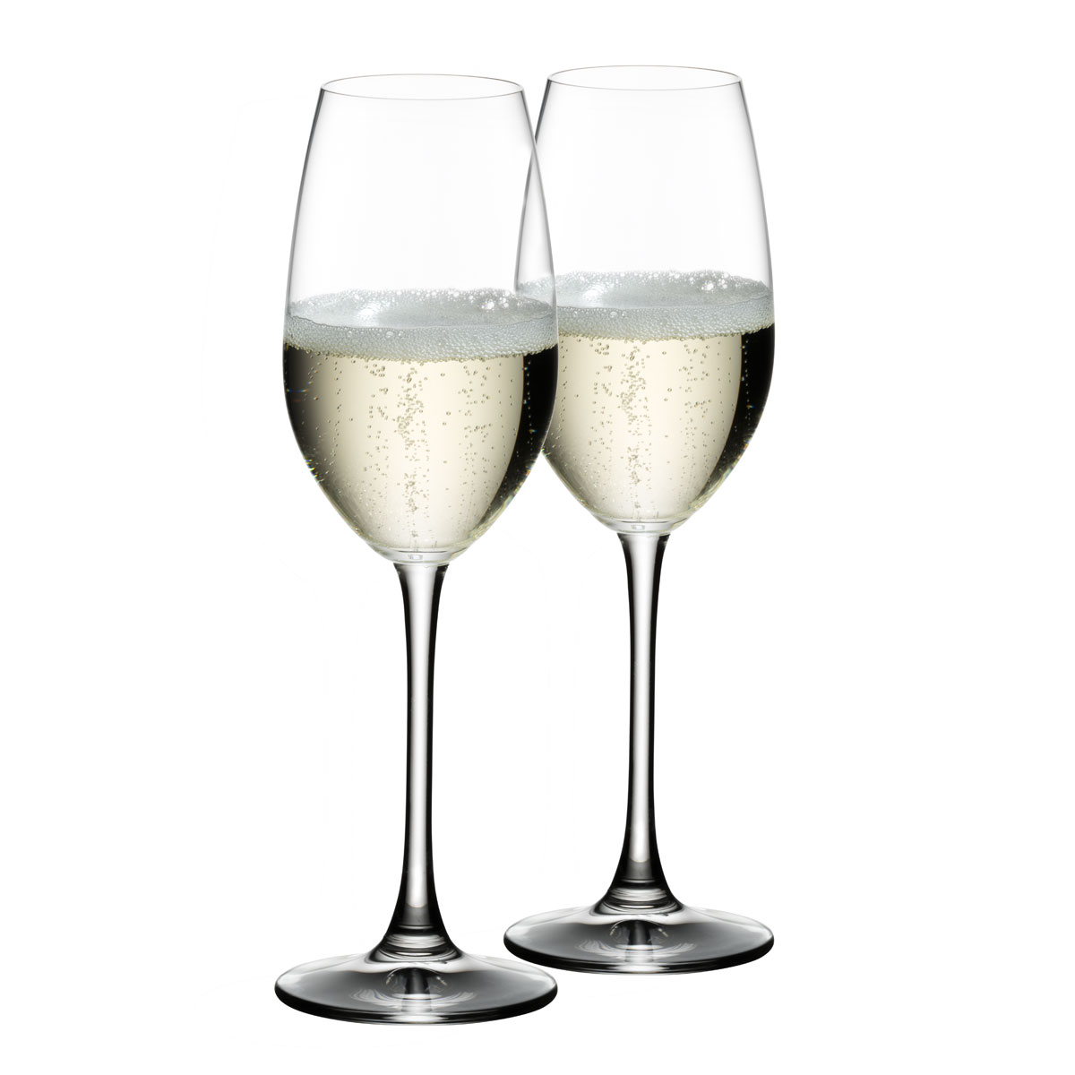 Riedel Ouverture, Champagne Crystal Glasses, Pair