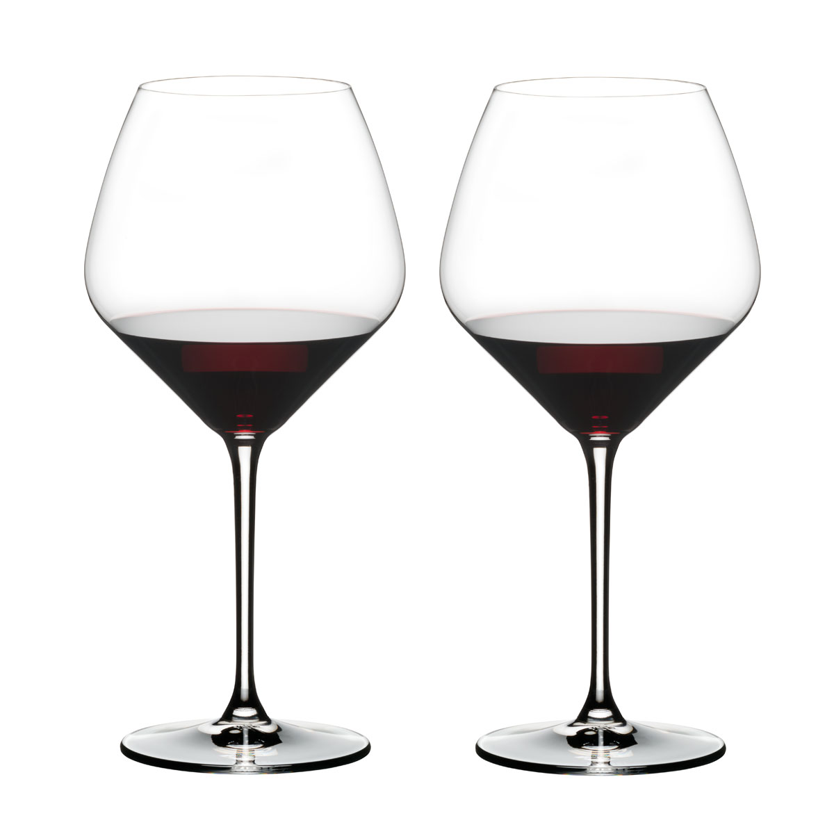Riedel Heart to Heart Pinot Noir Wine Glasses, Pair