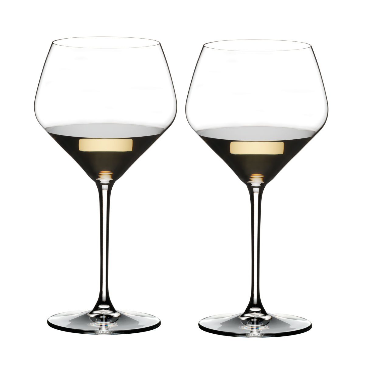 Riedel Heart to Heart Oaked Chardonnay Wine Glasses, Pair