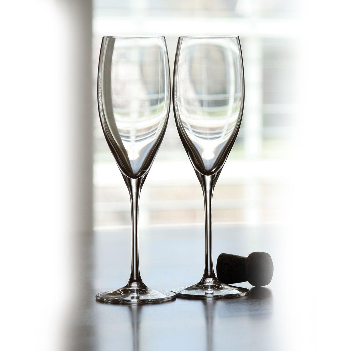 Riedel Vinum, Cuvee Prestige Glasses, Pair