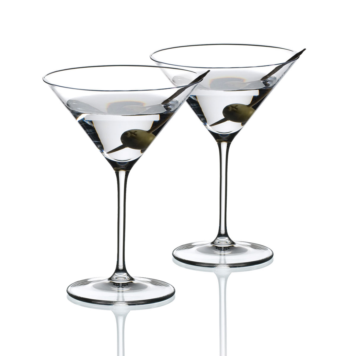 Riedel Vinum, Martini Glasses, Pair