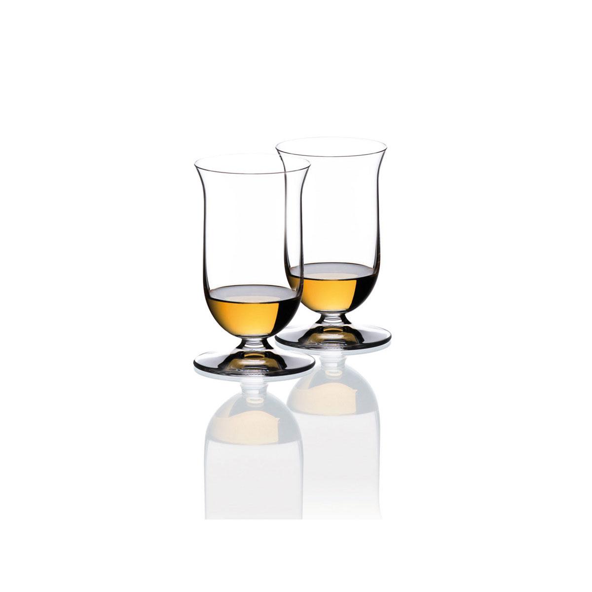 Riedel Vinum, Single Malt Whiskey Glasses, Pair