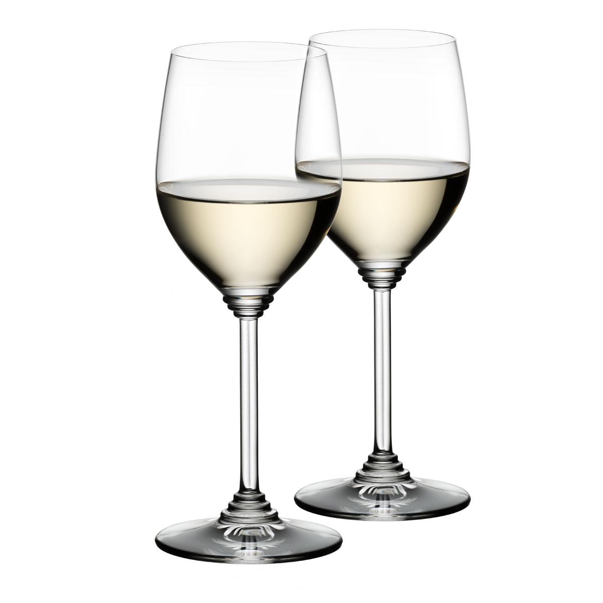 Riedel Wine, Viognier, Chardonnay Wine Glasses, Pair