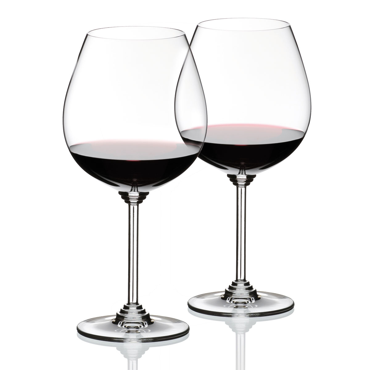 Riedel Wine, Pinot Nebbiolo Crystal Wine Glasses, Pair