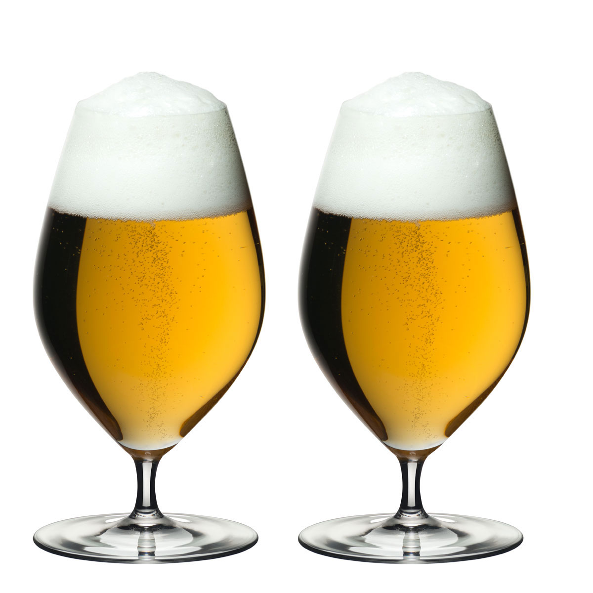 Riedel Veritas Crystal Beer Glasses, Pair