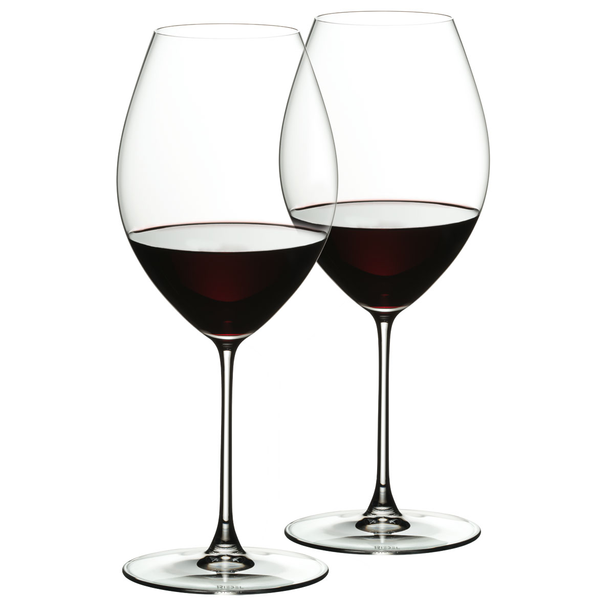 Riedel Veritas, Old World Syrah Crystal Wine Glasses, Pair
