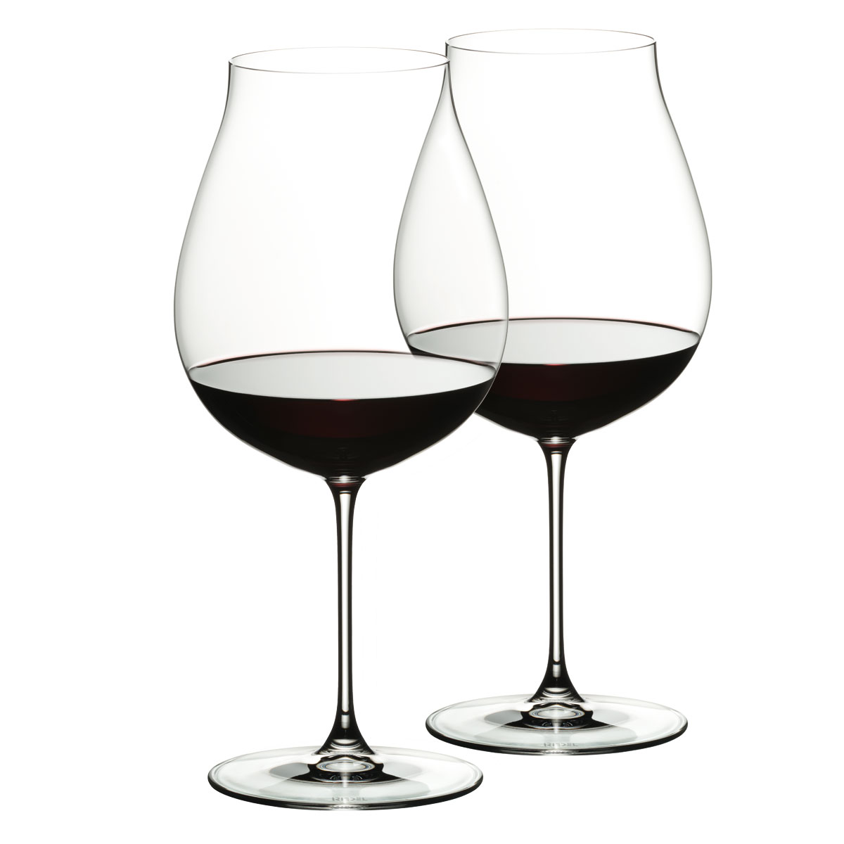 Riedel Veritas, New World Pinot Noir, Nebbiolo Wine Glasses, Pair