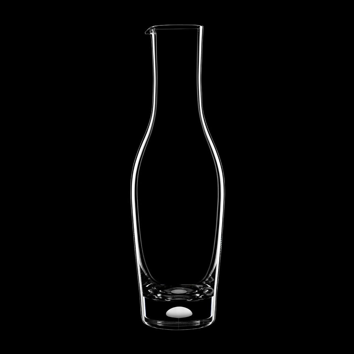 Orrefors Crystal, Intermezzo Satin Wine Decanter