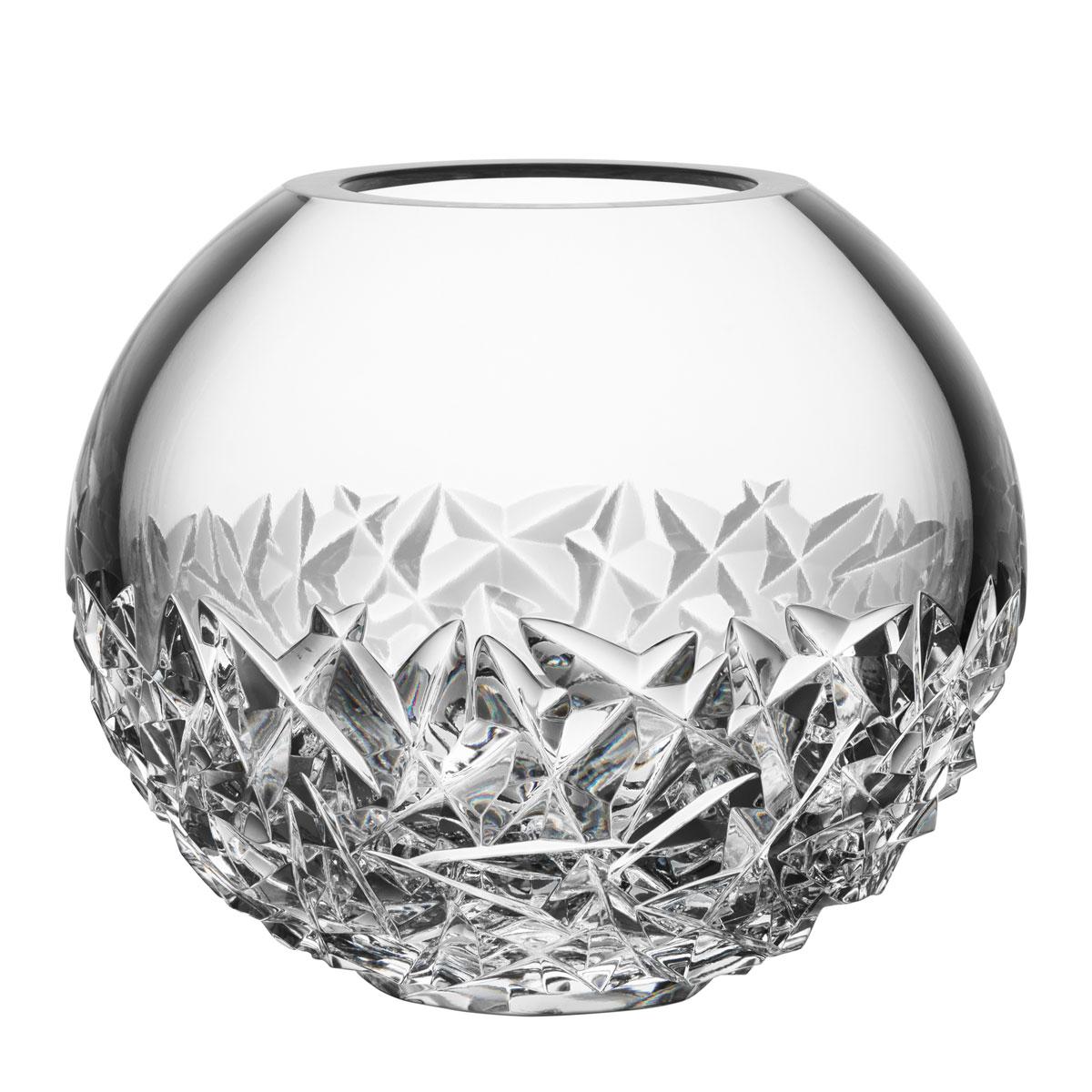 Orrefors Crystal, Carat Globe Crystal Vase, Large