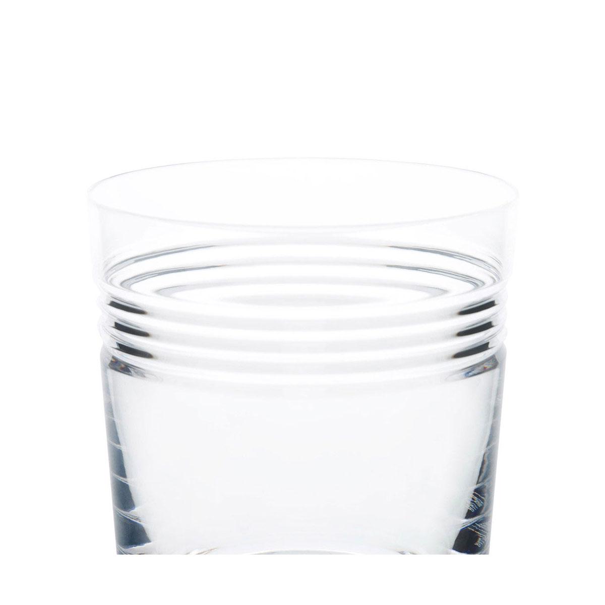 Ralph Lauren Bentley Crystal DOF Tumbler Glass, Single