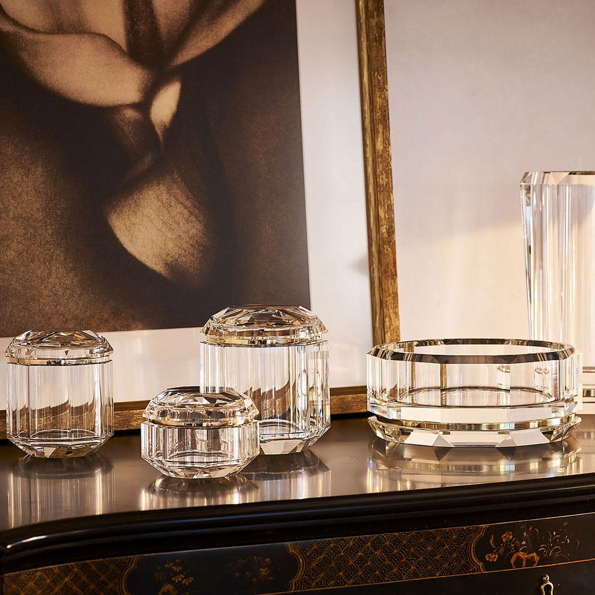 Ralph Lauren Leigh Bud Crystal Vase