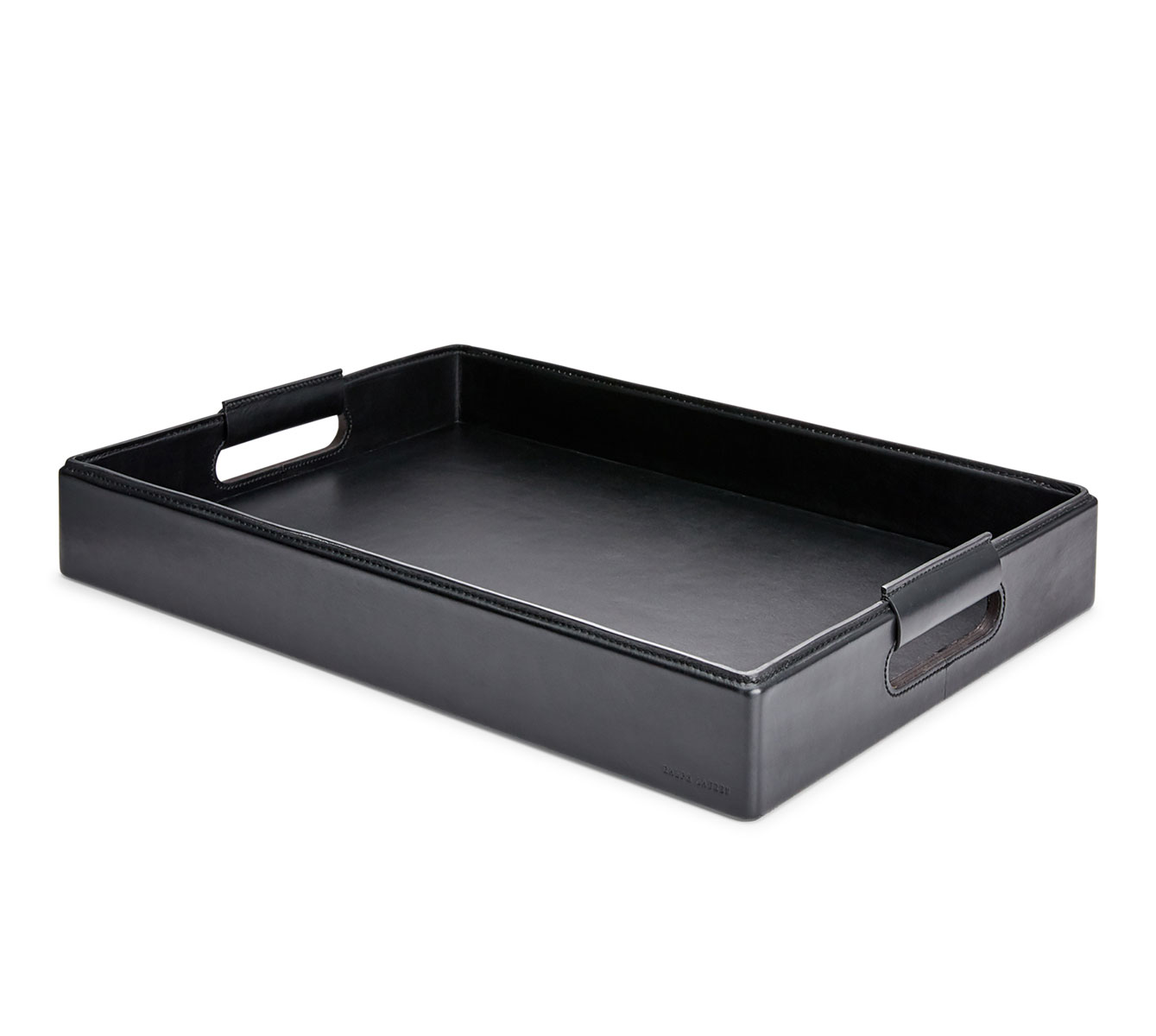Ralph Lauren Wyatt Small Tray, Black