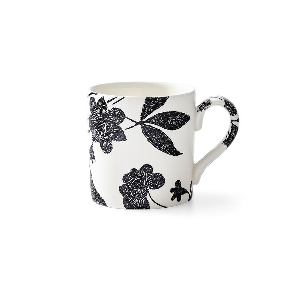 Ralph Lauren China Garden Vine Black Mug, Single