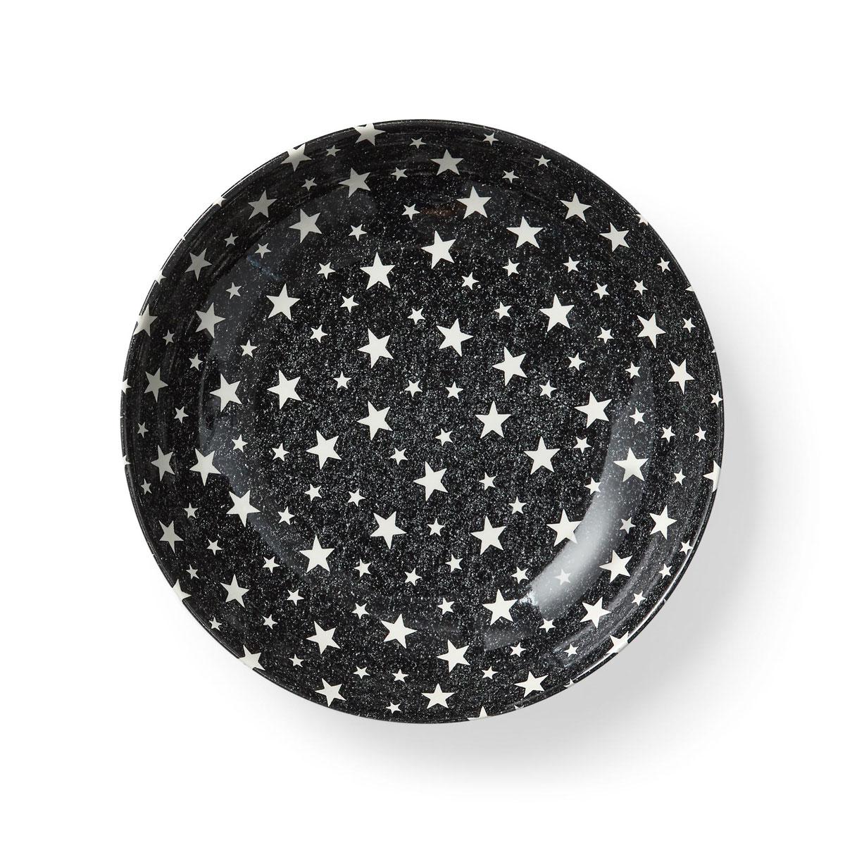Ralph Lauren China Midnight Sky Pasta Bowl, Dark Black