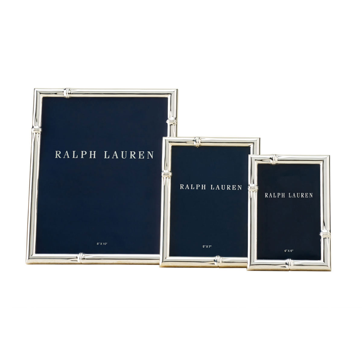 "Ralph Lauren Bryce Bamboo 8x10"" Picture Frame"