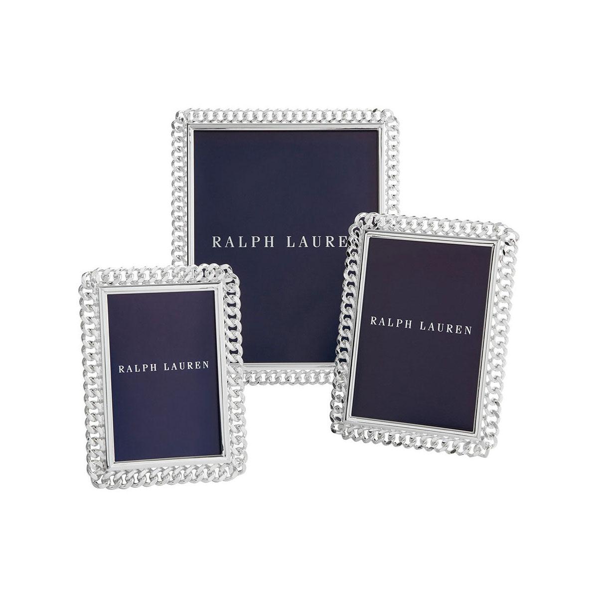 "Ralph Lauren Blake 8x10"" Picture Frame"