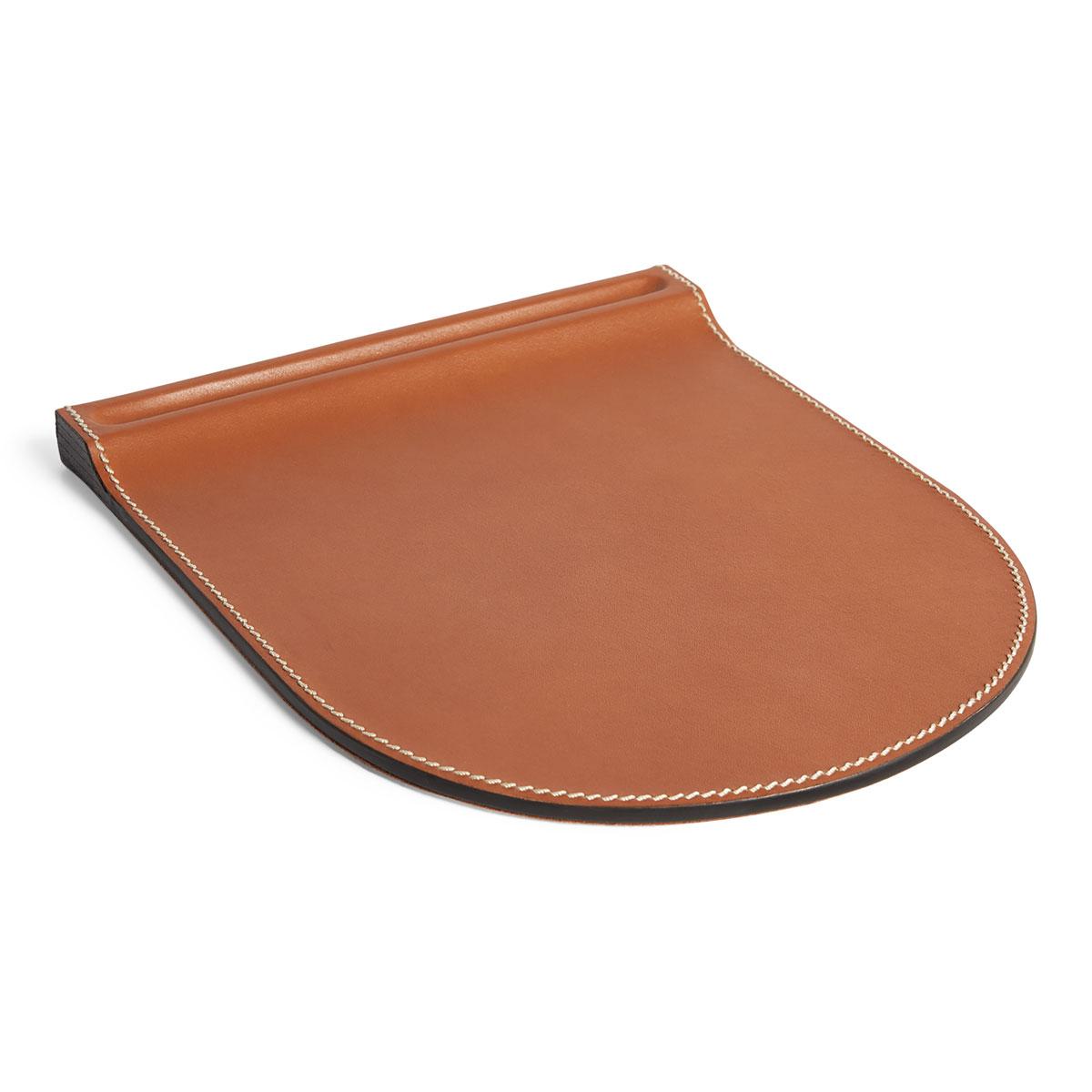 Ralph Lauren Brennan Mouse Pad, Saddle