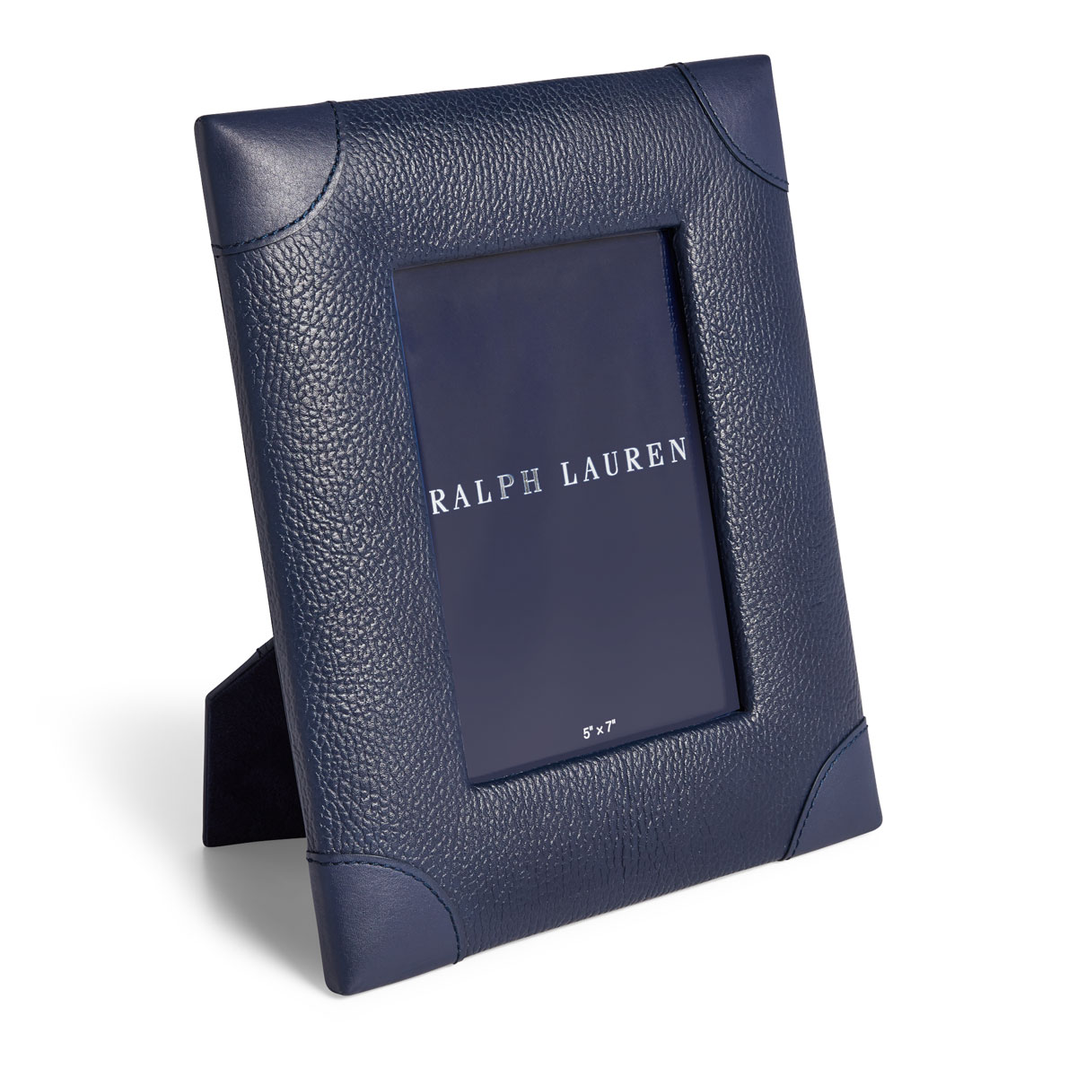 "Ralph Lauren Ryan 5""x7"" Frame, Navy"