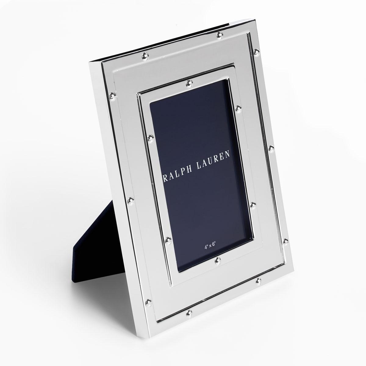 """Ralph Lauren Bleecker 8""""x10"""" Picture Frame"""