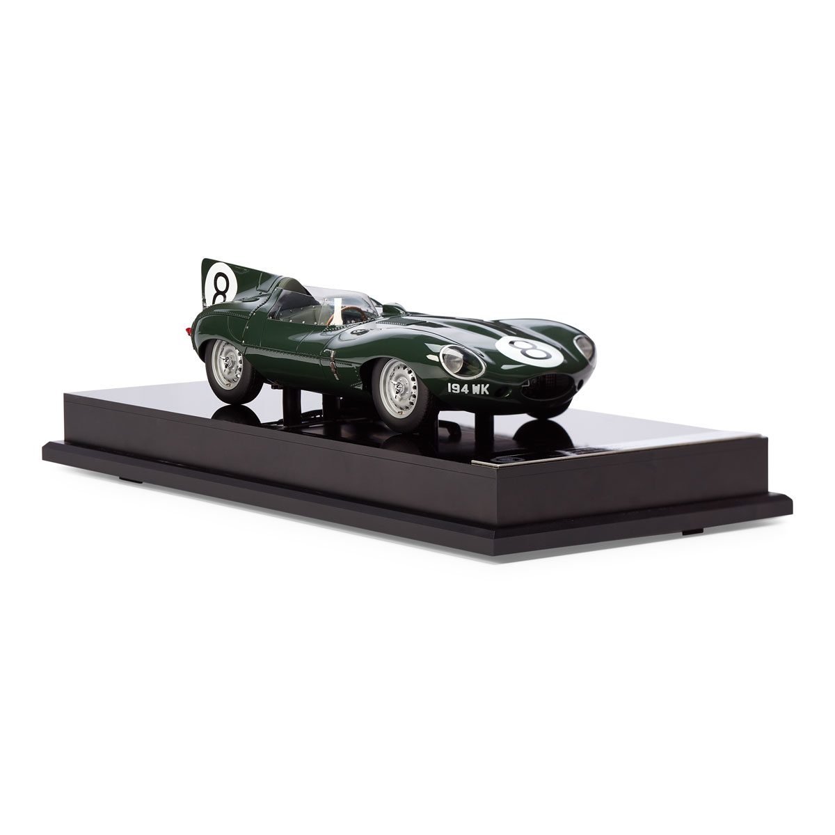 Ralph Lauren 1955 Jaguar XKD Sculpture