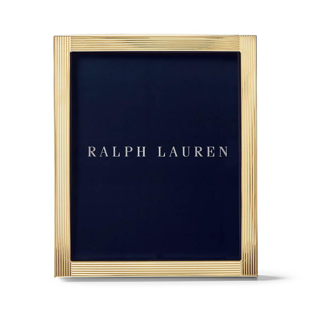 "Ralph Lauren Luke 8""x10"" Frame, Gold"
