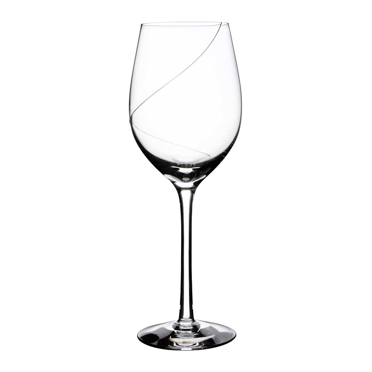 Kosta Boda Line Crystal Wine, Single