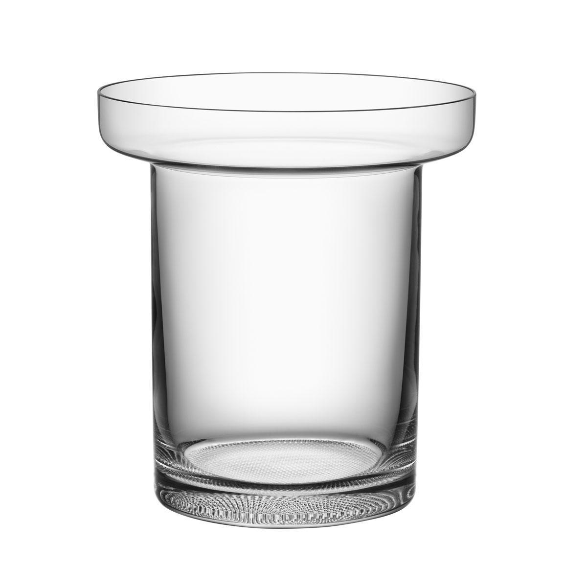 Kosta Boda Limelight Tulip Crystal Vase