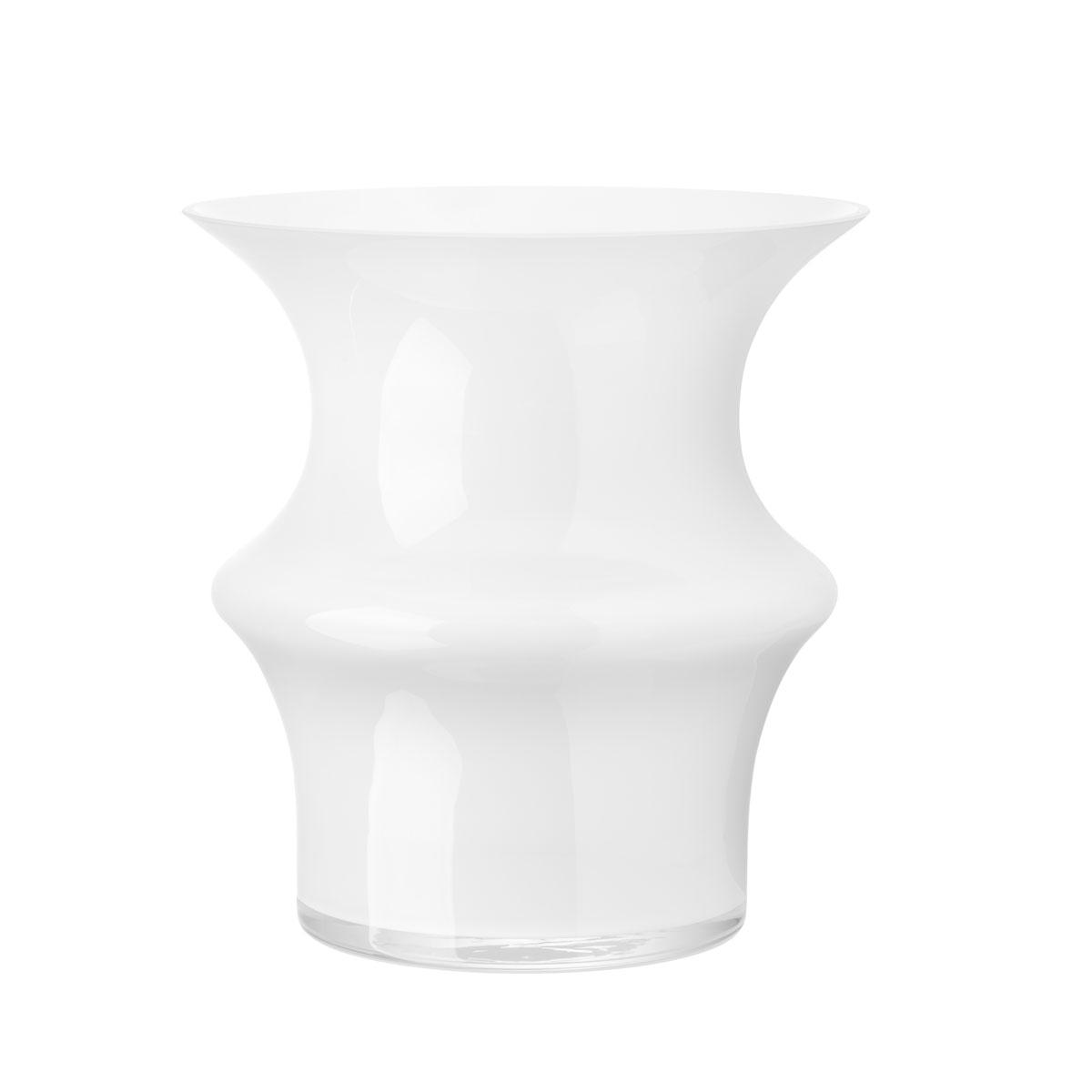 Kosta Boda Pagod Small Vase, Beige