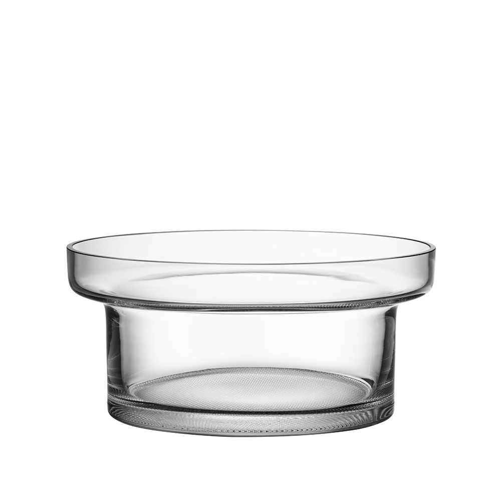 Kosta Boda Limelight Bowl Clear