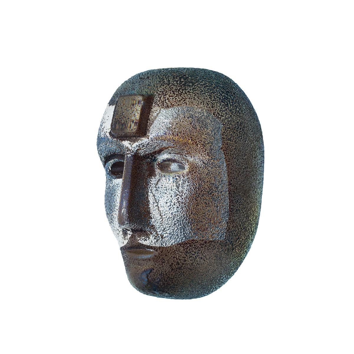 Kosta Boda Art Glass Bertil Vallien Look In Sculpture Limited Edition