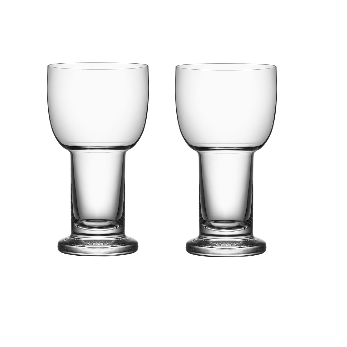 Kosta Boda Picnic Small Glasses Pair