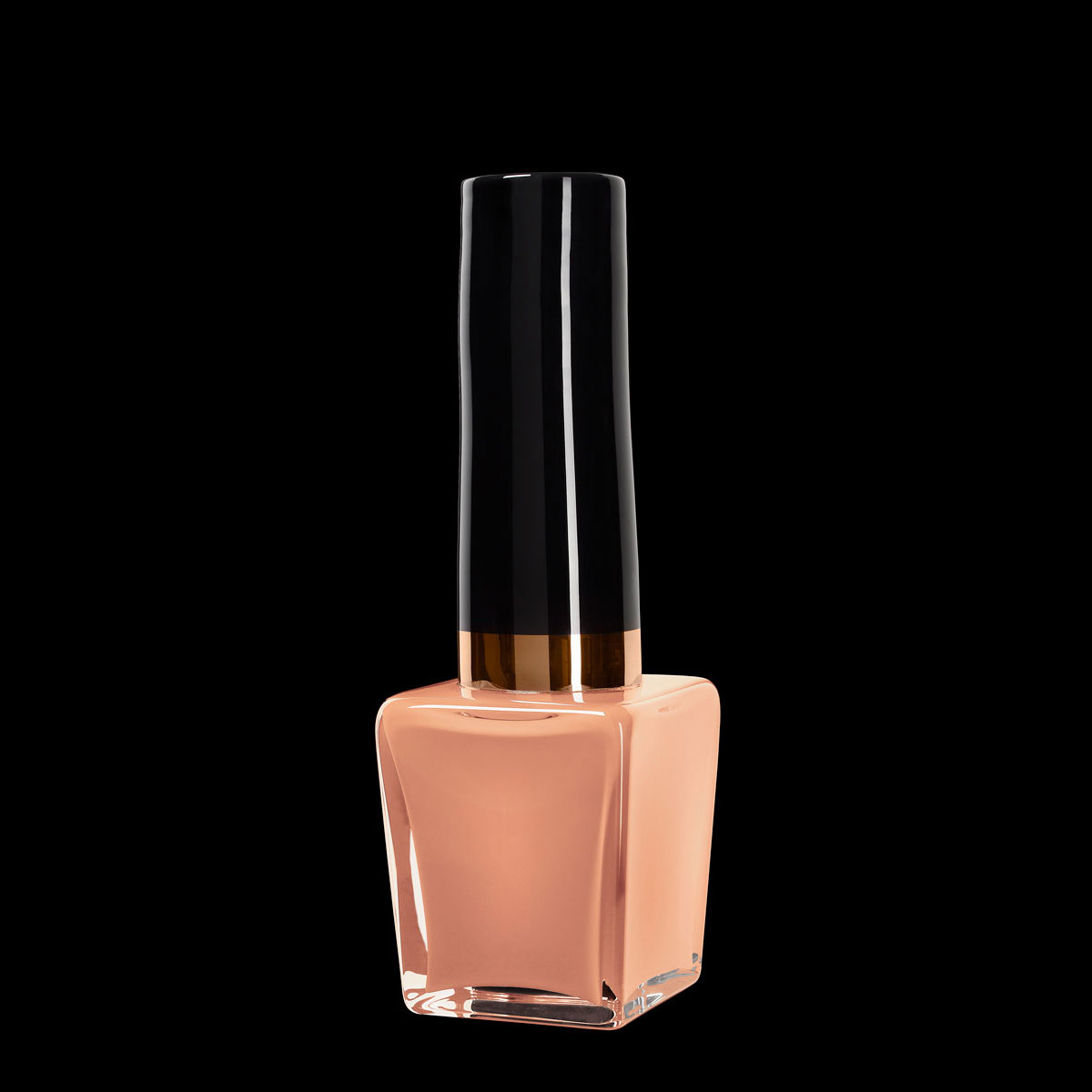 Kosta Boda Make Up, Nail Polish Apricot
