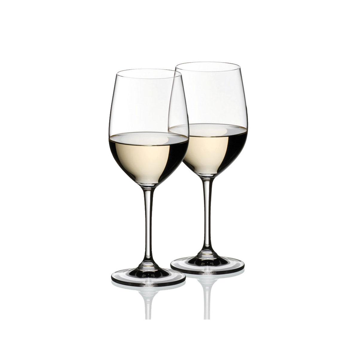 Riedel Vinum, Chablis Chardonnay Wine Glasses, Set of 6+2 Free
