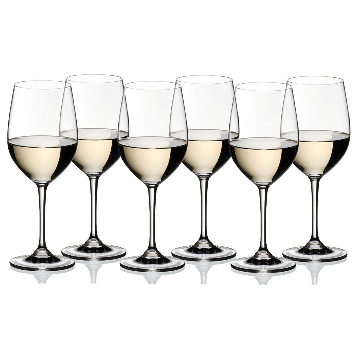 Riedel Vinum Chardonnay, Viognier, Set of 6