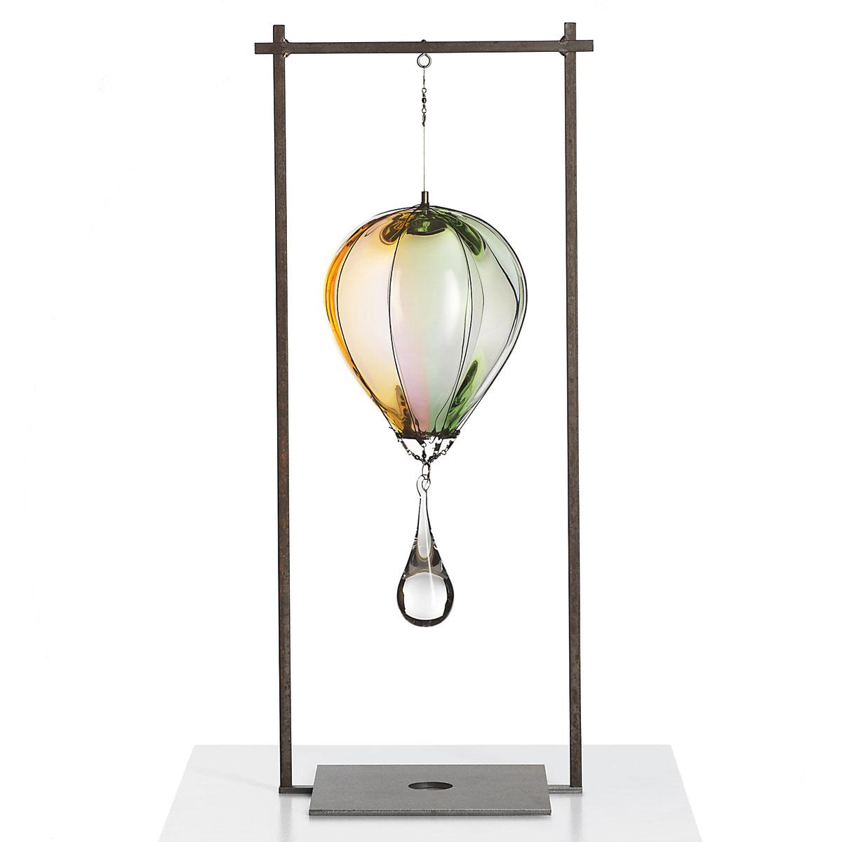 Kosta Boda Art Glass Kjell Engman Rainbow Limited Edition of 100