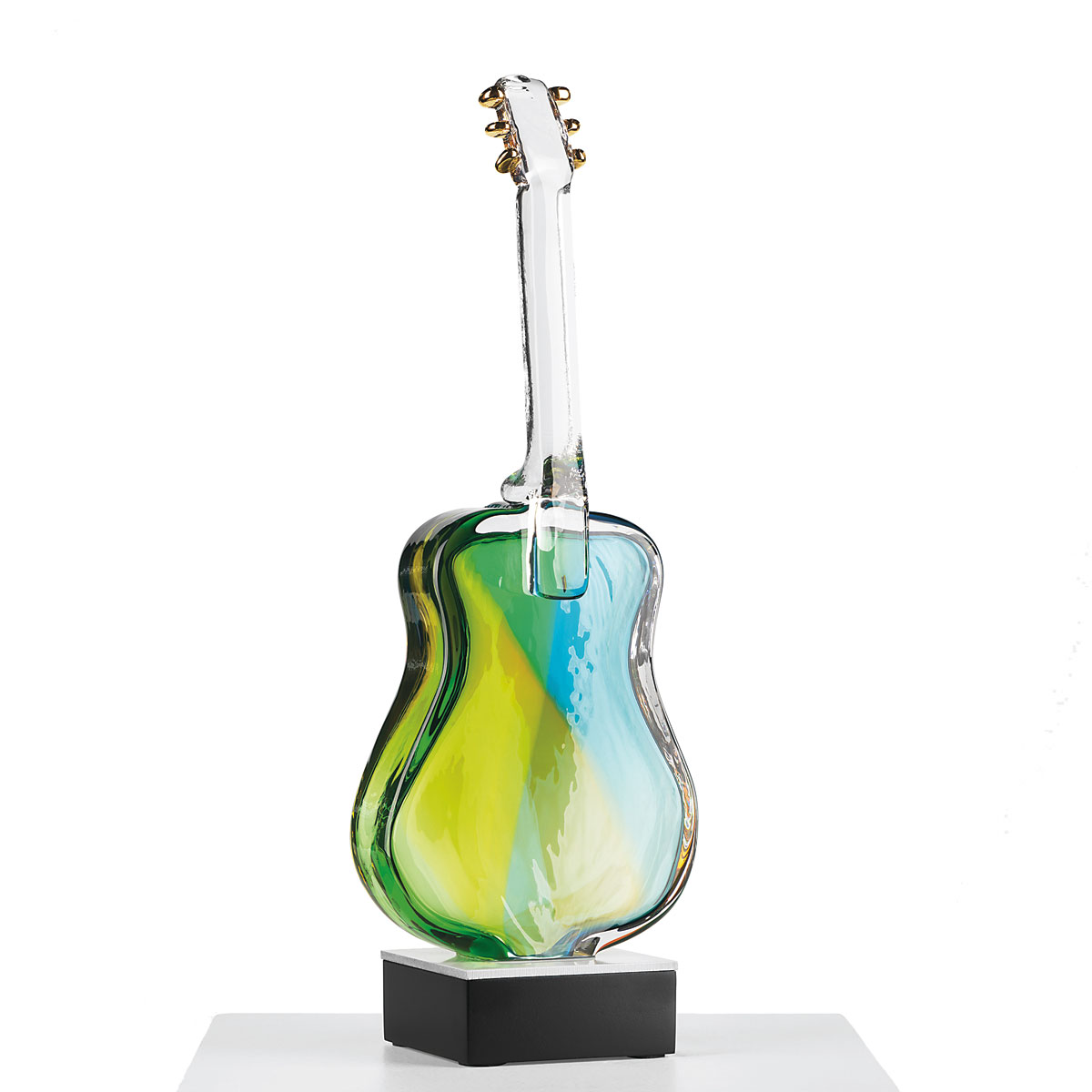 Kosta Boda Art Glass Kjell Engman Colorful Music Limited Edition of 60