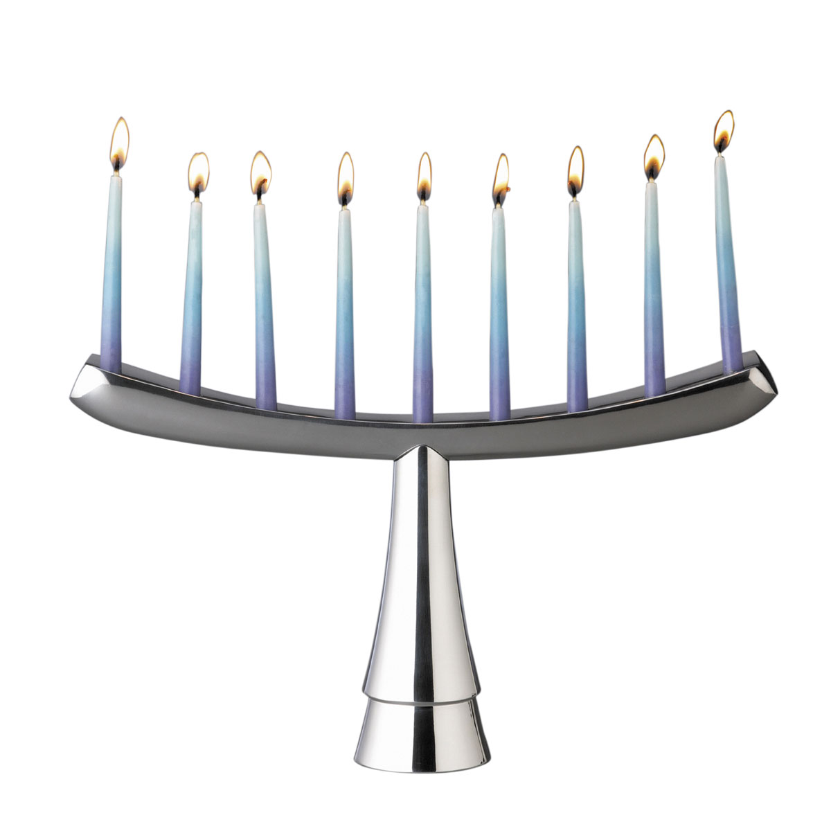 Nambe Metal Menorah