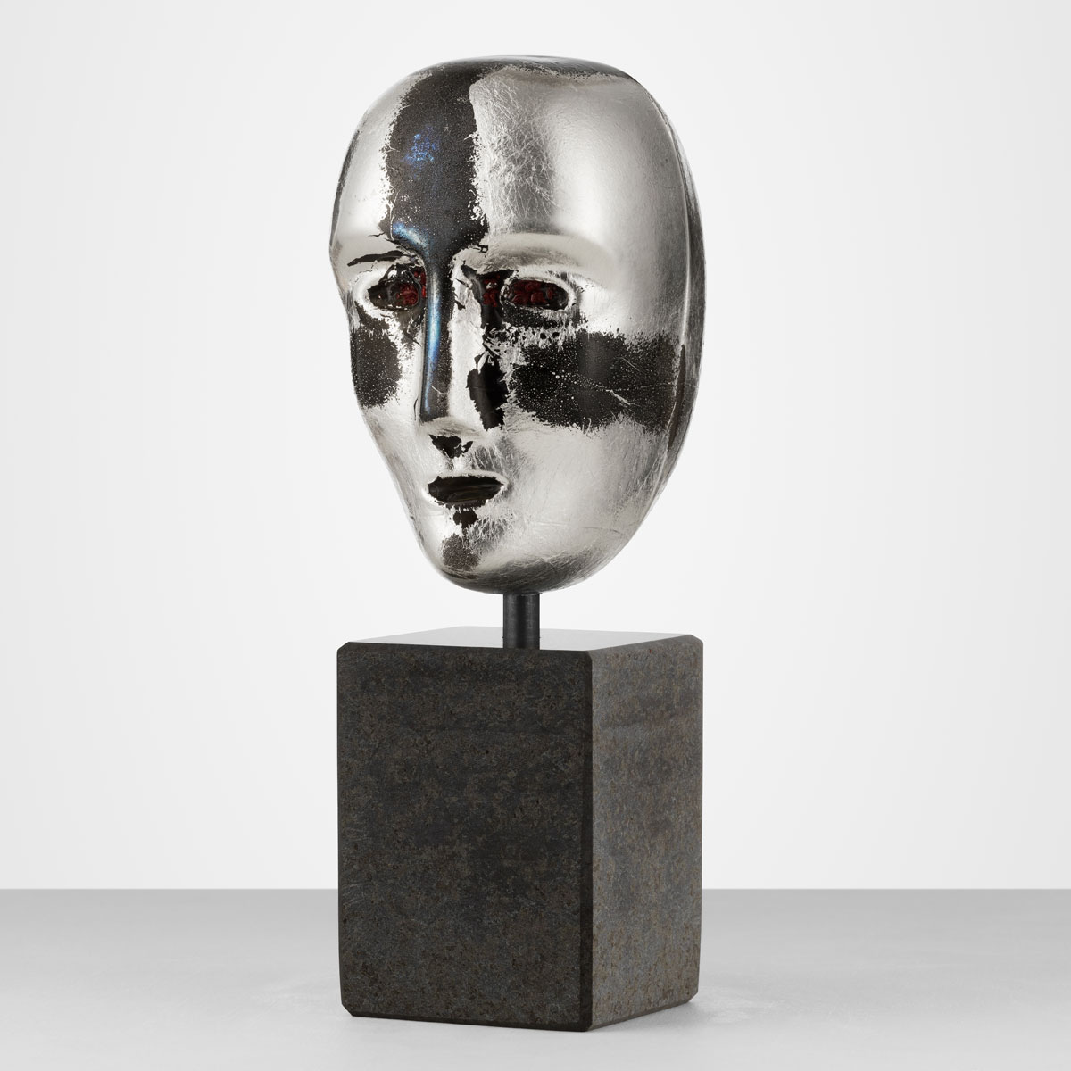 Kosta Boda Brains on Stone Mercurius, Limited Edition 500
