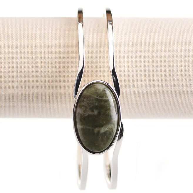 Cashs Ireland, Connemara Marble Bracelet Bangle