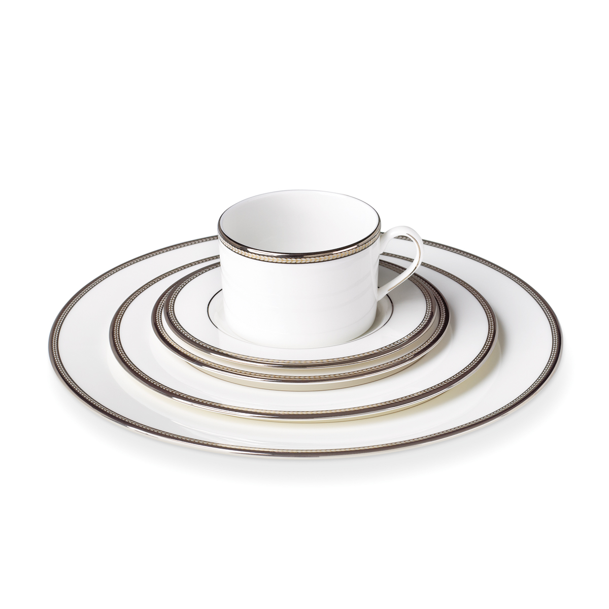Lenox China kate spade Sonora Knot, 5 Piece Place Setting