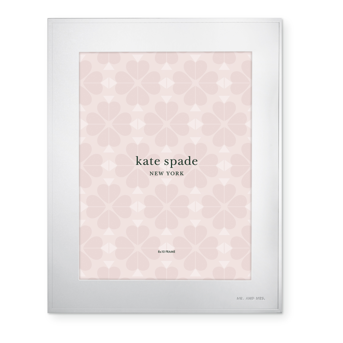 "Lenox kate spade Darling Point 8x10"" Picture Frame"