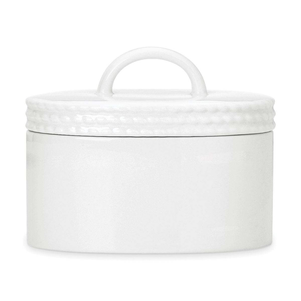 Kate Spade China by Lenox, Wickford Sugar With Lid