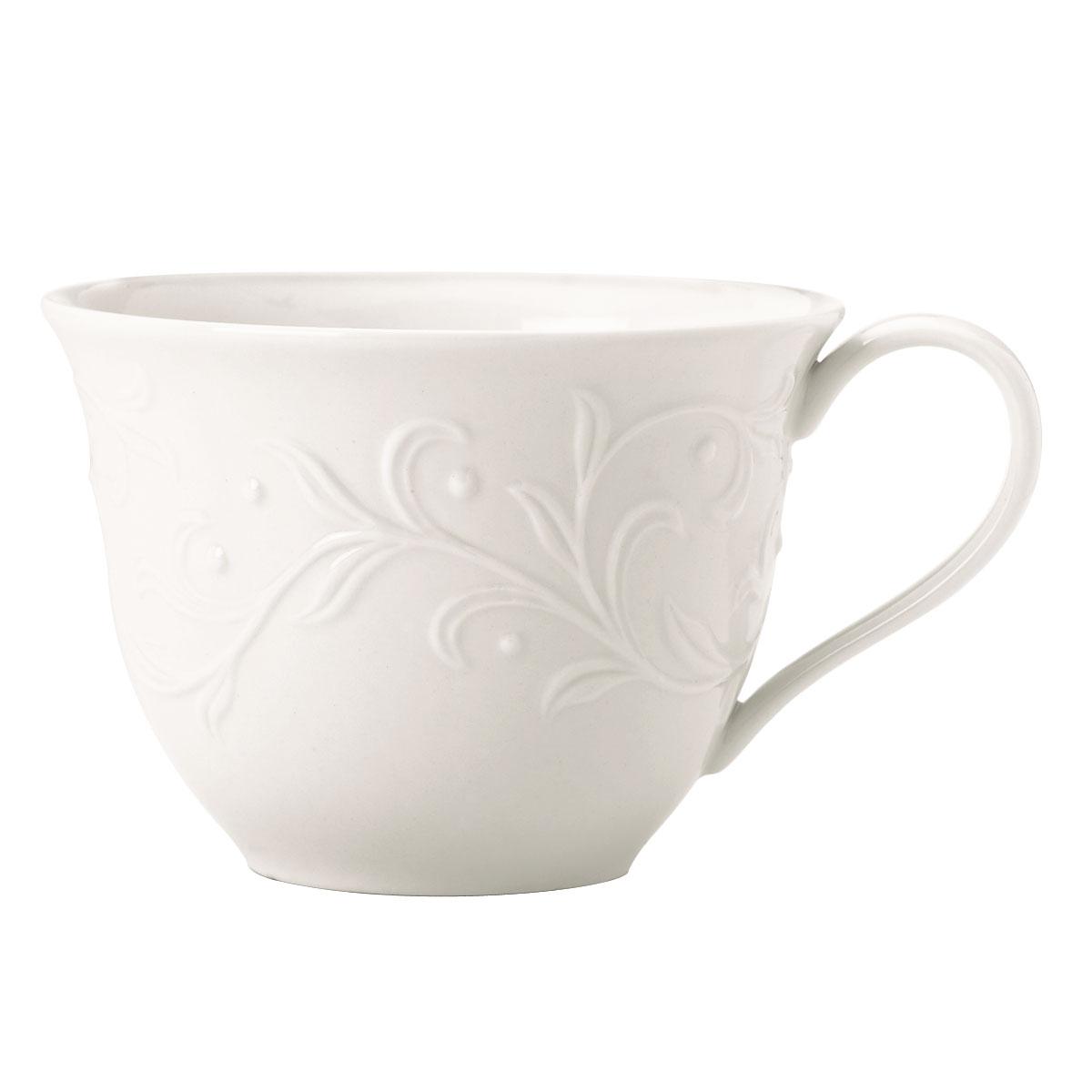 Lenox Opal Innocence Carved Dinnerware Cup