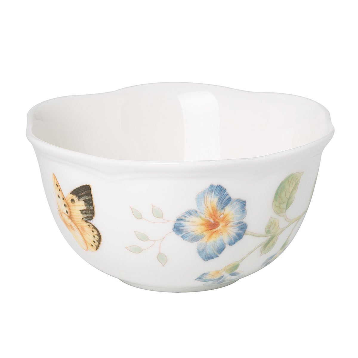Lenox Butterfly Meadow Dinnerware Dessert Bowl