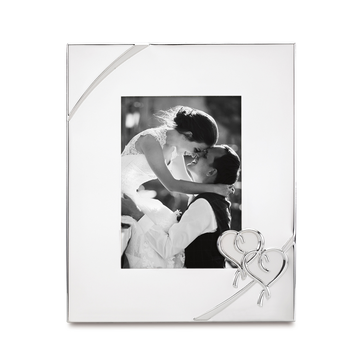 "Lenox True Love 5x7"" Picture Frame"