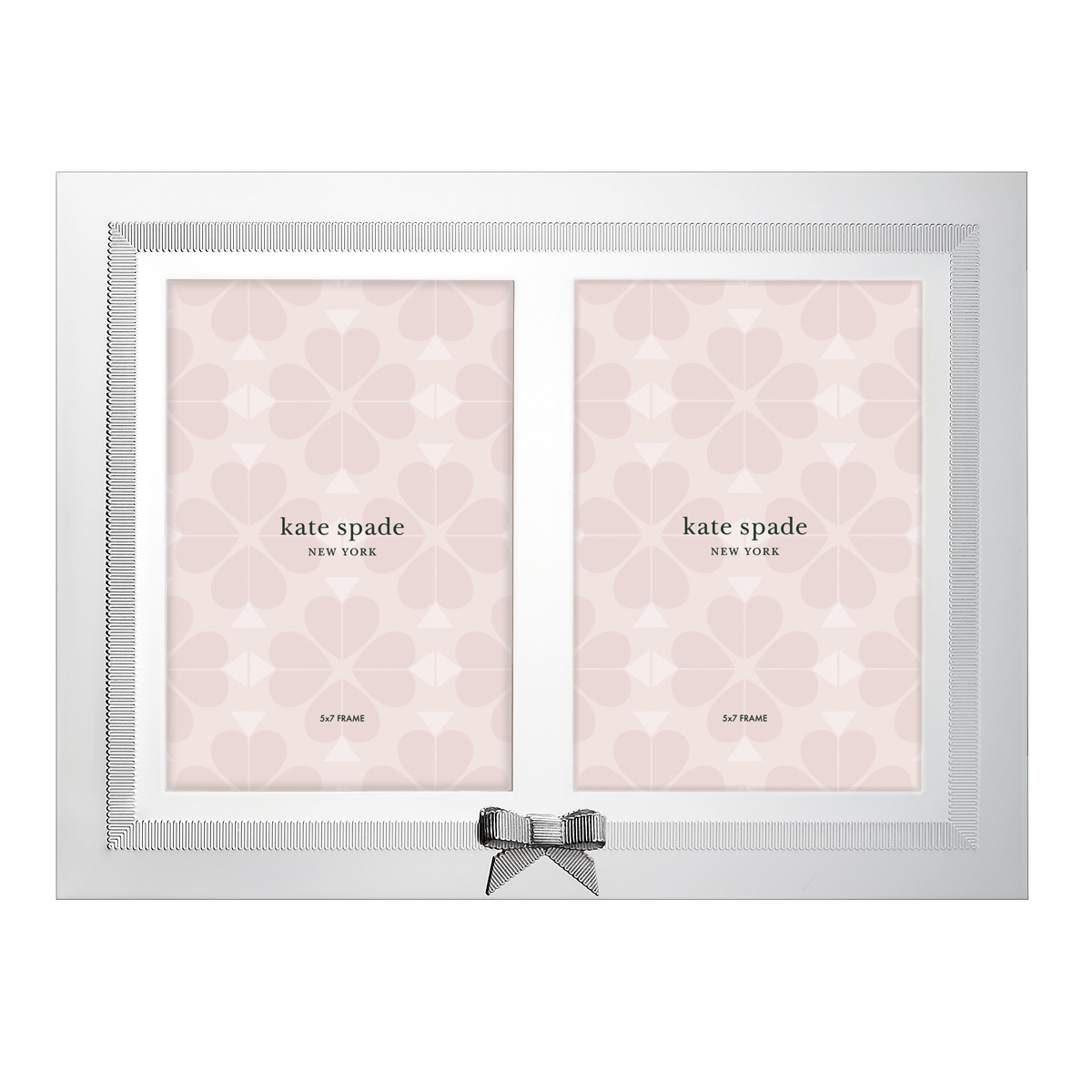 Kate Spade New York, Lenox Grace Avenue Double Invitation Frame