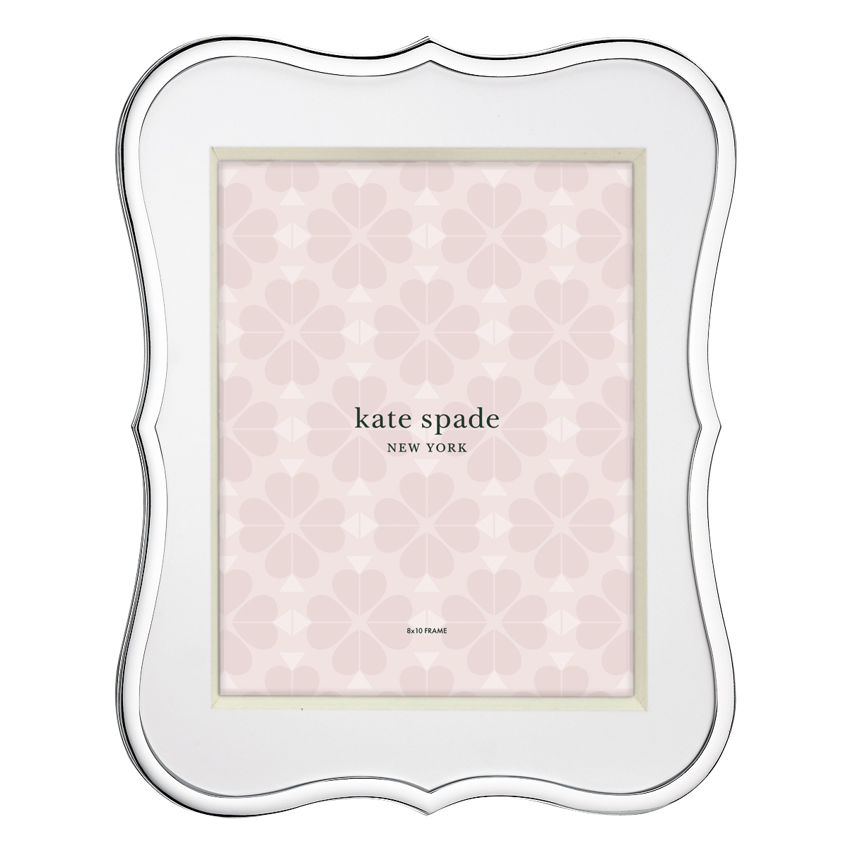 "Lenox kate spade Crown Point 8x10"" Picture Frame"