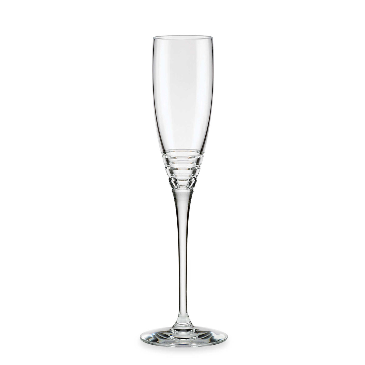 Kate Spade New York, Lenox Percival Place Crystal Flute, Single