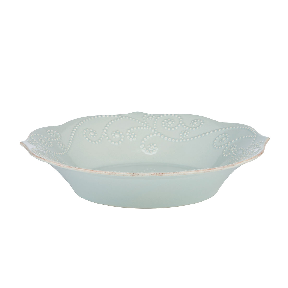 Lenox French Perle Blue Dinnerware Pasta Bowl